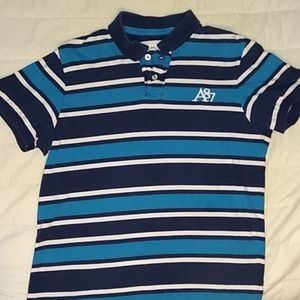 Aeropostale polo style shirt